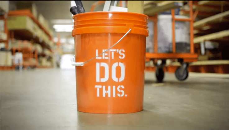 Home Depot campaign