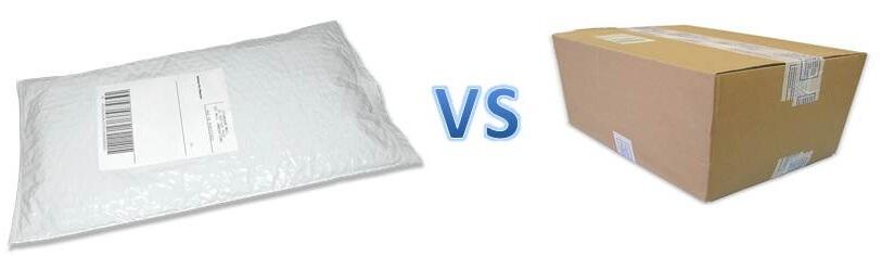Bag vs Box Comparison