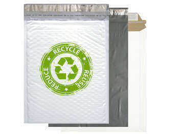 Recyclable mailers