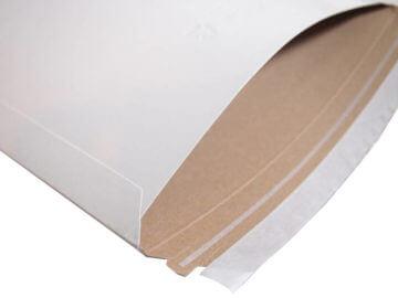 Mailjacket pressure seal
