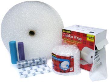 Bubble Roll flexible applications