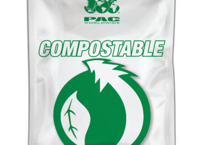 Compostable pouch