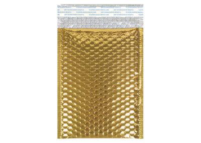 Metallic Airjacket gold