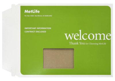 Mailjacket Metlife