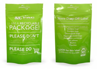 PAC Recyclable Pouch