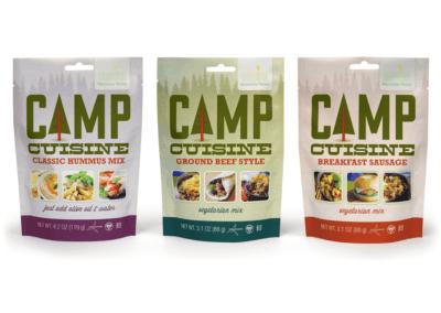 PouchJacket Camp Cuisine