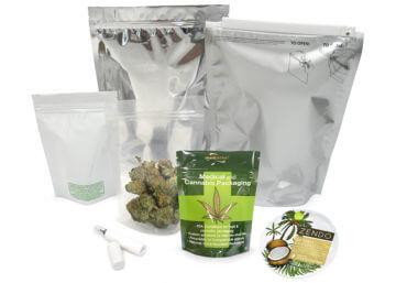 Cannabis Pouches